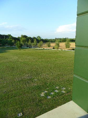Claudia Augusta Hotel: Vista privilegiada de Treviso