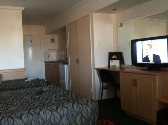 Rivervale, Australia: decent sized room
