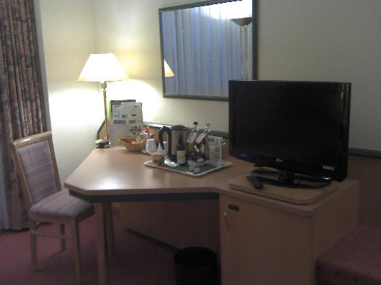 Holiday Inn Essen City Centre: Le bureau