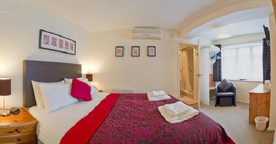 Green Haven Guest House: Double Bedroom at Green Haven