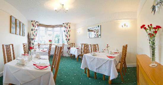 Green Haven Guest House: Green Haven Breakfast Dining Room
