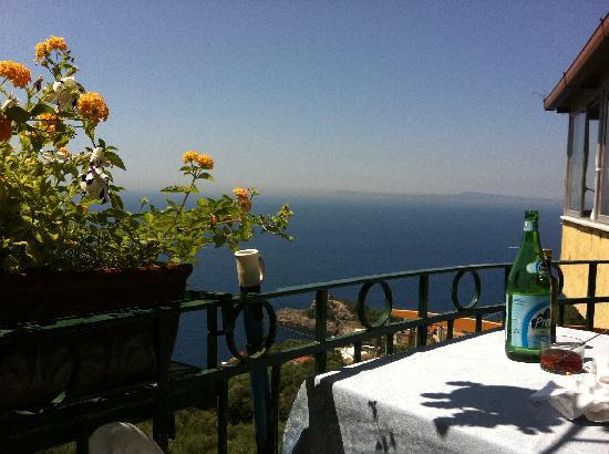 Ristorante Nastro D'Oro: The view