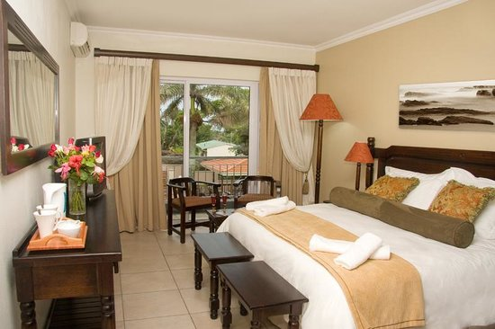 Port Shepstone, Sudáfrica: Deluxe Rooms