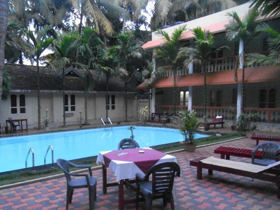 Ideal Ayurvedic Resort: Pool at Ideal