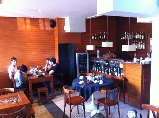 GSpot Gastronomia: inside