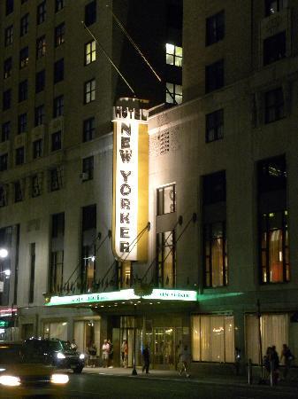 โรงแรมเดอะนิวยอร์คเกอร์: entrata hotel