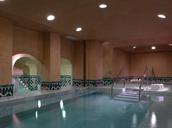 Baños Arabes Granada Opiniones:Spa Baños arabes piscina: fotografía de Hotel Macia Real de la