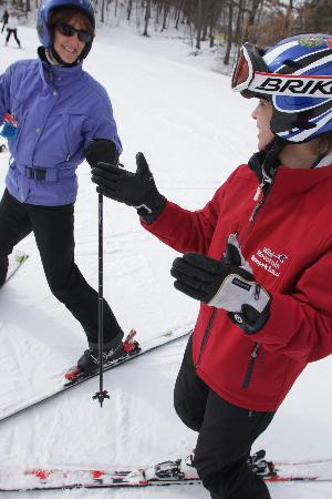 Wild Mountain Ski, Snowboarding & Wild Chutes Snow Tubing: Our skilled instructors can teach skiing and boarding at any age or skill level