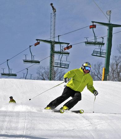 Wild Mountain Ski, Snowboarding & Wild Chutes Snow Tubing