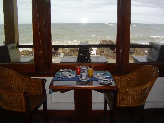 เจ็ทวิงไลท์เฮาส์: The view from the Resturant