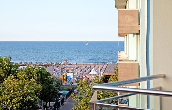 Hotel Tabor: Vista Mare