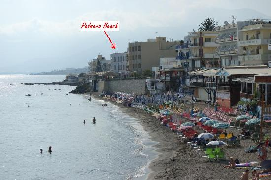 Kreta Palmera Beach Hotel