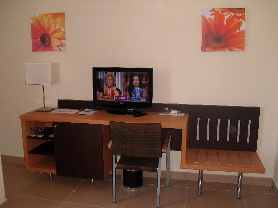 Isdabe Complejo Residencial: Habitación