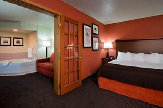 AmericInn Lodge & Suites Worthington: King