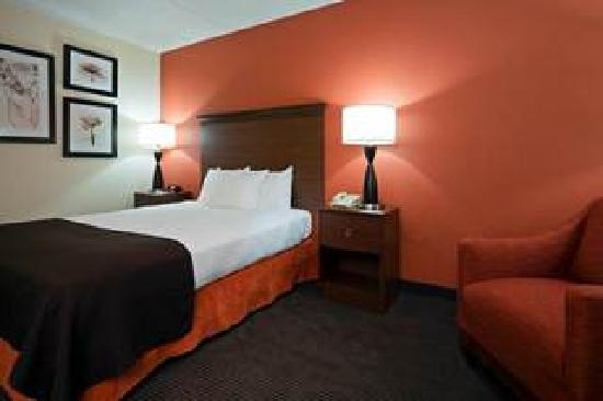 AmericInn Lodge & Suites Worthington: Guest Room
