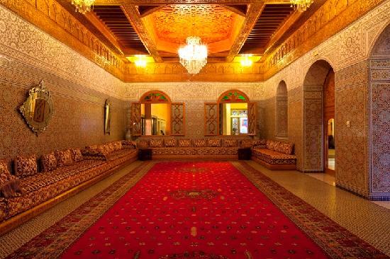 Salon marocain photo de ryad mogador menara marrakech for Photo salon marocain