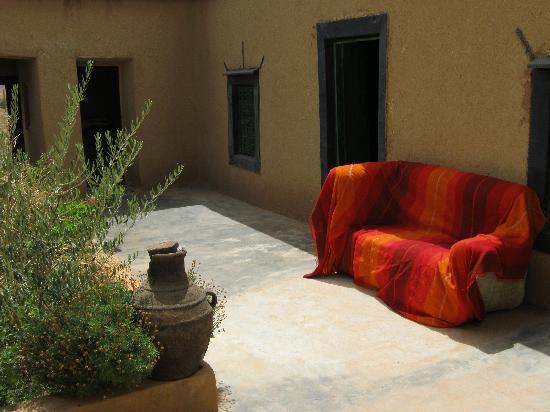 Alemdoun, Marruecos: terrasse