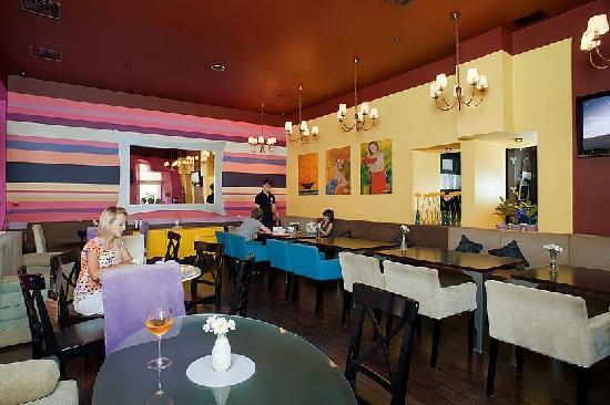 Cafe №1: interior
