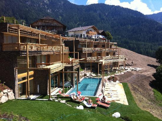 La nuova ala foto di hotel valentinerhof castelrotto tripadvisor - Hotel castelrotto con piscina ...