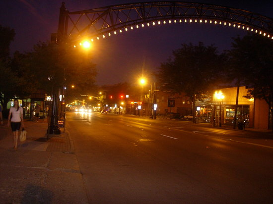 Short North Arts District : Lights