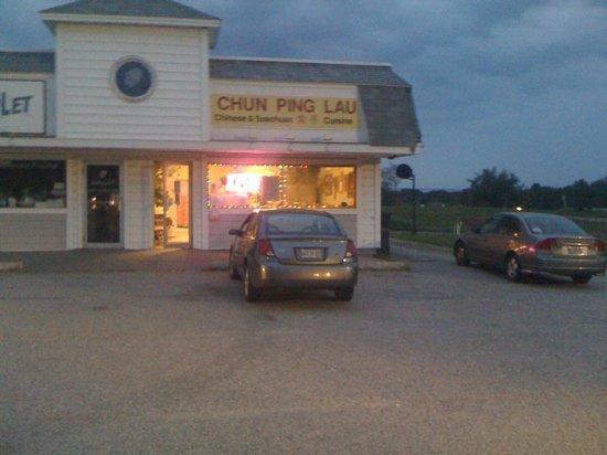 Chun Ping Lau restaurant: Restaurant Chun Ping Lau