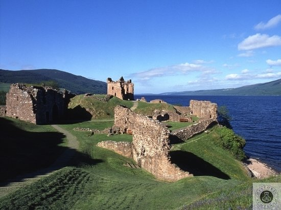Драмнадрочит, UK: Urquhart Castle on Loch Ness