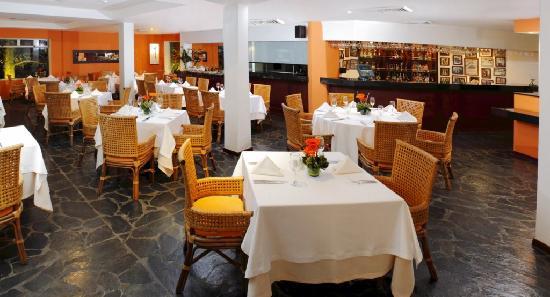Hotel Estelar Altamira: Restaurant