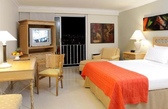 Hotel Estelar Altamira: Standard Queen Room
