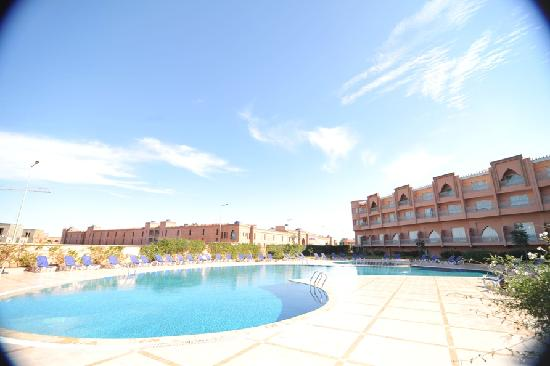 Ryad Mogador Kasbah : piscine