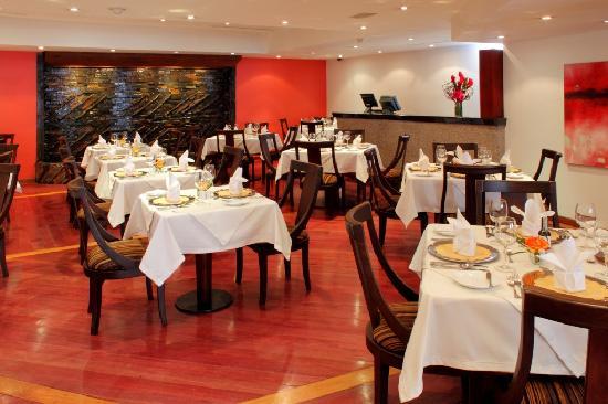 Hotel Estelar De la Feria: Restaurante