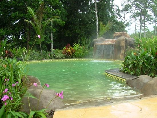 Blue River Resort & Hot Springs: Great pools at Blue River Resort