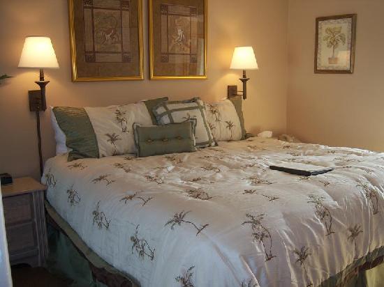 Inn at Camachee Harbor: Beautiful decor