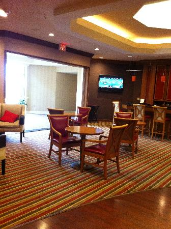 Crowne Plaza Annapolis: Lounge