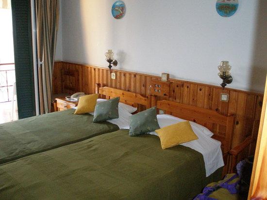 Samaina Hotel: Room