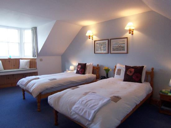 Springside B&B: A Springside Bedroom