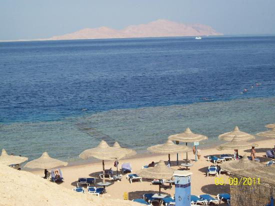 Sultan Gardens Resort: spiaggia