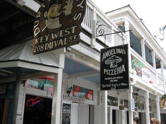 Angelina S Pizzeria Key West Restaurant Reviews Phone