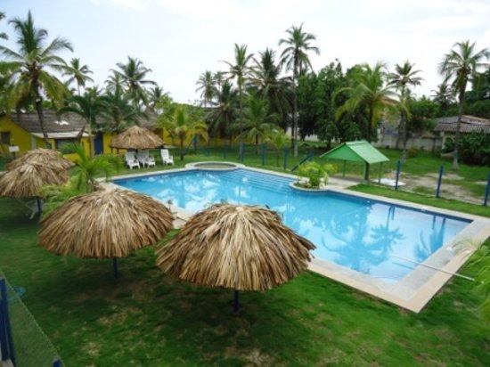 Hotel Nitana: piscina