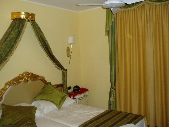 Grand Hotel Britannia Excelsior: Deluxe room