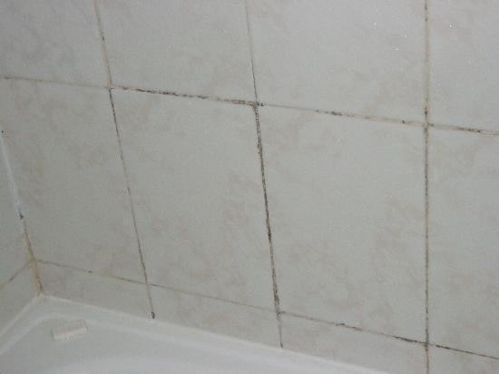Surf Mar Hotel : carrelage salle de bain