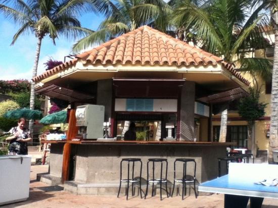 Maspalomas Oasis Club: bar
