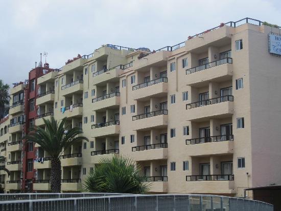 Hotel Perla Tenerife : Hotel Perla