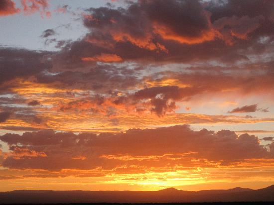Wheeler Peak Wilderness Area: Think your sunset are stunning?