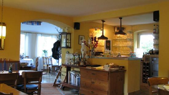 Landgasthaus zum Schwarzbachtal: Restaurante