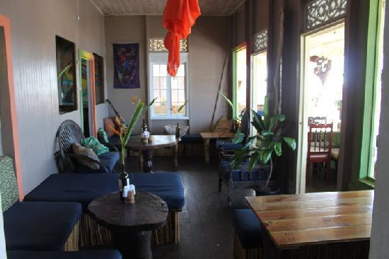 Natural Mystic: The Restaurant