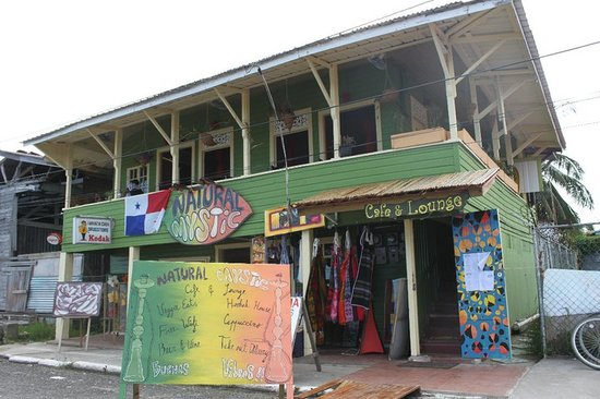 Natural Mystic : Outside View