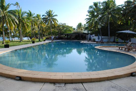 Lomani Island Resort: The pool is always clean and the perfect temperature
