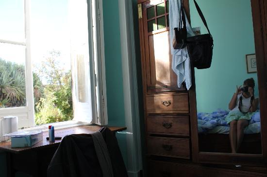 Casa Grande: turquoise room