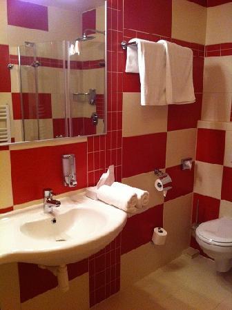 Hotel Galant****: bathroom