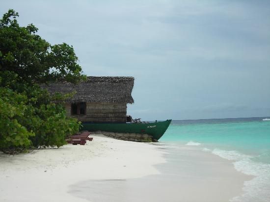 Bathala Island Resort: Centro benessere